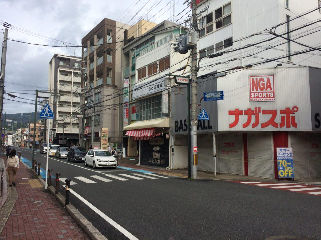 京都 羽束師 免許センター 行き方