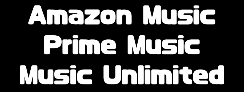 amazon music prime music music unlimited 違い