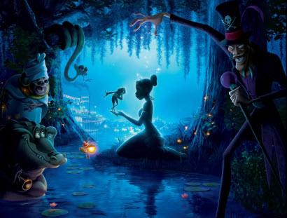 プリンセスと魔法のキス wowow