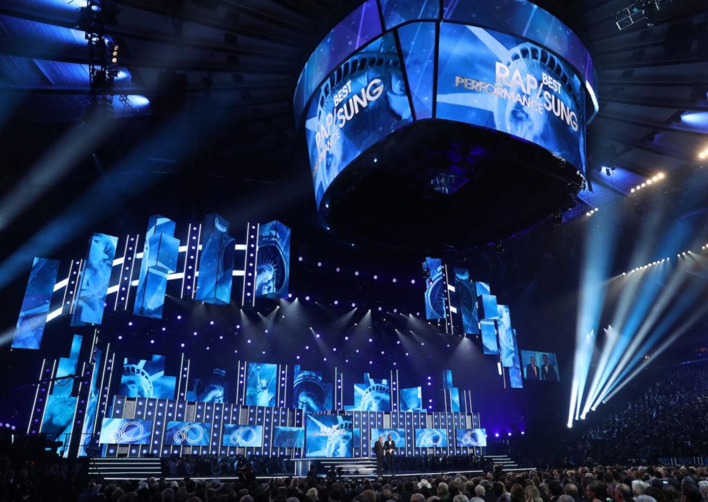 61th Annual GRAMMY Awards - Show