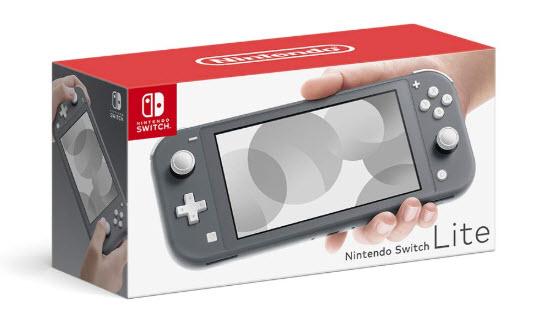 Nintendo Switch Lite(ニンテンドースイッチライト) グレー