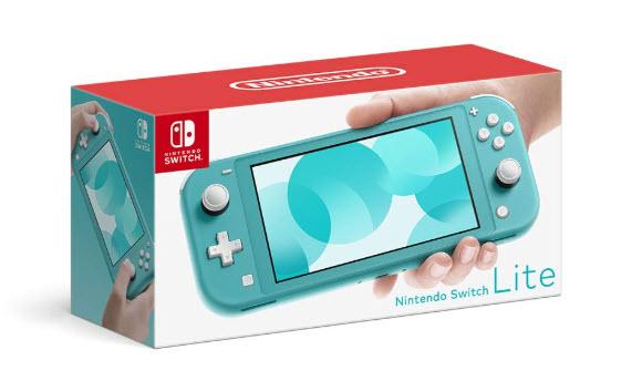 Nintendo Switch Lite(ニンテンドースイッチライト) ターコイズ