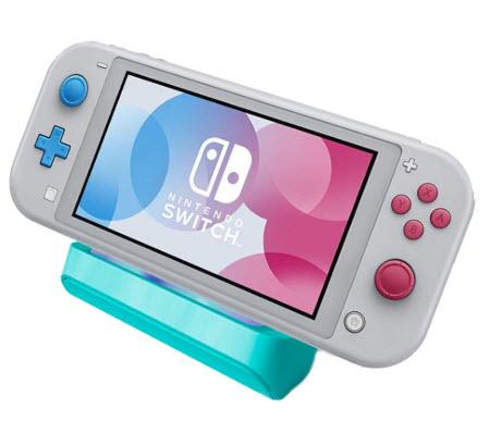 Nintendo Switch Lite 卓上ホルダー 充電クレードル