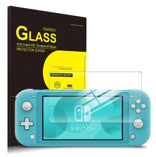 Nintendo Switch Lite 液晶保護フィルム