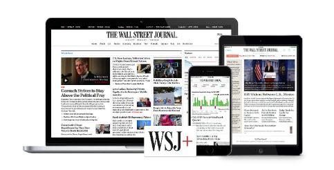 WSJ ウォールストリートジャーナル 電子版 日本語
