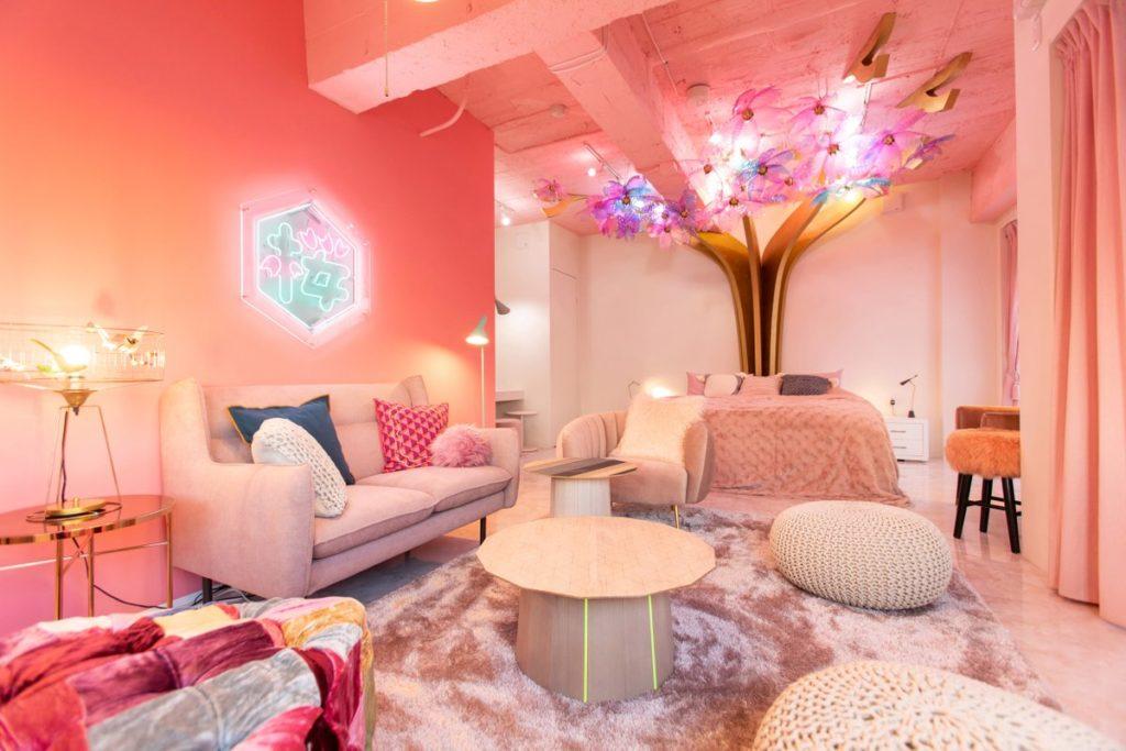 airbnb 部屋 画像