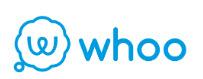カスタムデザイン名刺 whoo logo ロゴ フリノベ