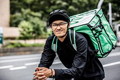 ウーバーイーツ 北区 登録 東京都 北 バイト エリア 始める 登録方法 始め方 配達パートナー 対象地域 範囲外 対応地域 サービスエリア外 UberEats Uber Eats