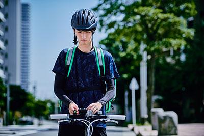 ウーバーイーツ 宮城県 仙台市 登録 バイト エリア 配達員 商品 頼み方 注文方法 UberEats