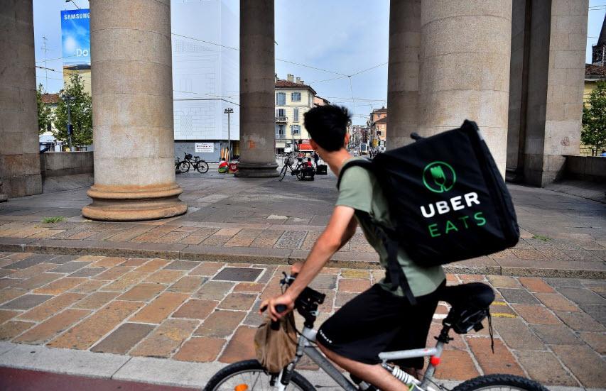 uber eats ウーバーイーツ 出前サービス 宅配サービス
