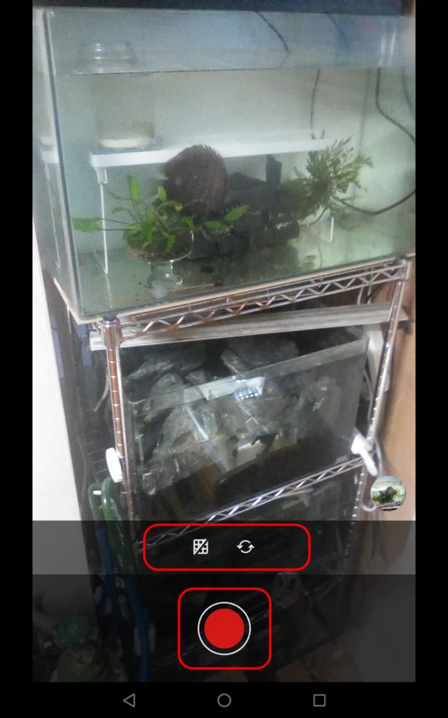 fireタブレット ファイヤータブレット fire tablet ビデオモード 使い方 操作