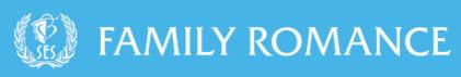 ファンリーロマンス family romance logo ロゴ