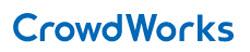 crowdworks クラウドワークス logo ロゴ