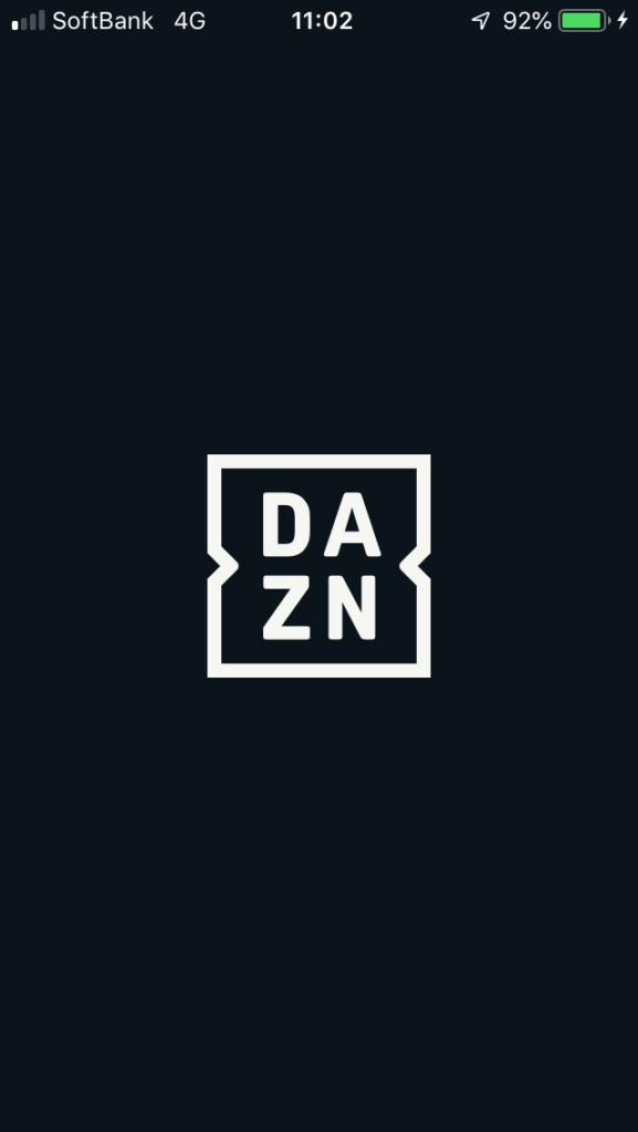 dazn ダゾーン logo ロゴ
