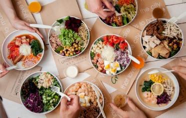 uber eats ウーバーイーツ ダイエット 痩せる方法 野菜 サラダ ヘルシー 置き換えダイエット 女性 男性 東京 グリーンブラザーズ 大手町店 GREEN BROTHERS OTEMACHI