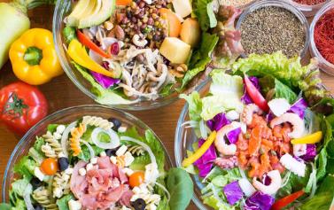 uber eats ウーバーイーツ ダイエット 痩せる方法 野菜 サラダ ヘルシー 置き換えダイエット 女性 男性 東京 サラダデリマルゴ オーテモリ店 Salad Deli Margo OOTEMORI