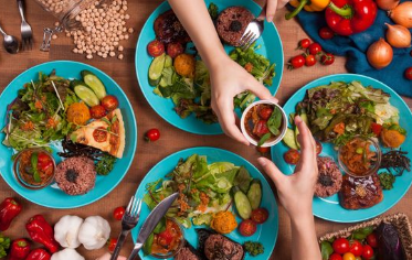 uber eats ウーバーイーツ ダイエット 痩せる方法 野菜 サラダ ヘルシー 置き換えダイエット 女性 男性 神戸 ヴィーガンカフェ タロ Vegan cafe Thallo