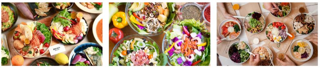 uber eats ウーバーイーツ ダイエット 痩せる方法 野菜 スムージー ヘルシー 置き換えダイエット 女性 男性