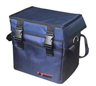 ubereats ウーバーイーツ 配達用バッグ 使い方 仕切り方 保冷バッグ 保温バッグ 10L 折りたたみ式
