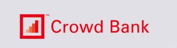 クラウドバンク Crowd Bank ロゴ logo