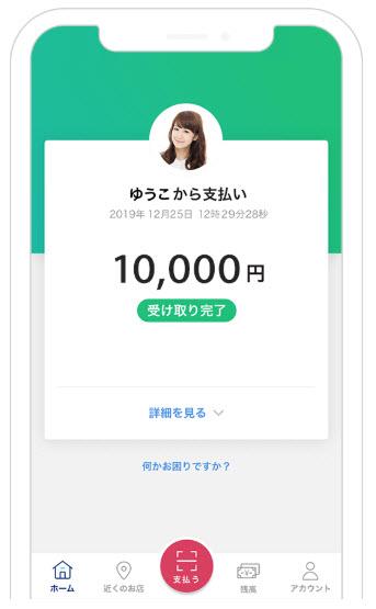 PayPay ペイペイ スマホ決済 使い方 始め方 新規登録方法 QRコード 受け取りリンク
