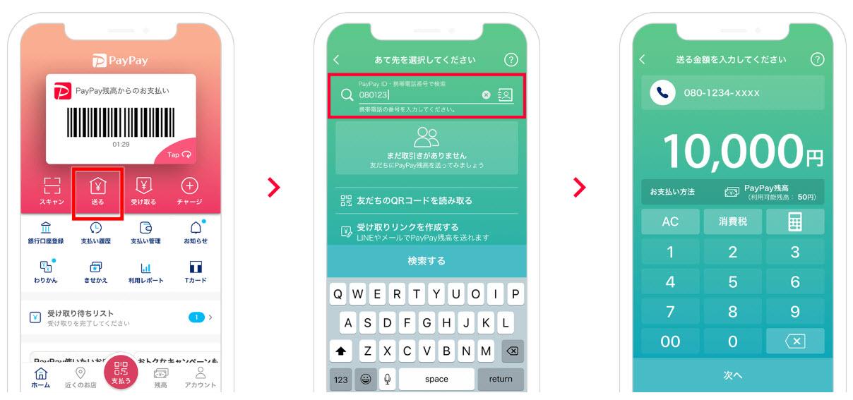 PayPay ペイペイ スマホ決済 使い方 始め方 新規登録方法 paypayid 携帯電話番号