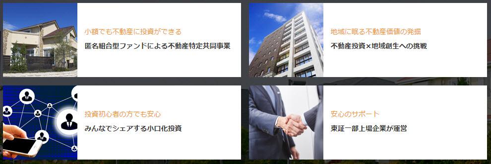 ジョイントアルファ jointα 口座開設 登録方法 ソーシャルレンディング クラウドファンディング 不動産投資型 特徴