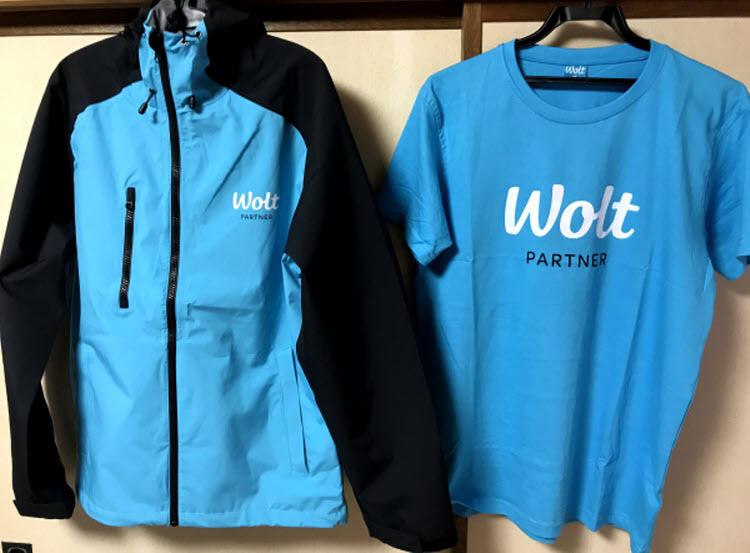 公式グッズ Wolt ウォルト 配達パートナー 配達員 配達エリア 対応地域 範囲外 拡大予定 注文方法 頼み方 支払い方法 プロモコード バッグ Tシャツ ジャケット