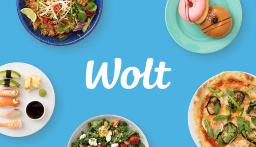 Wolt ウォルト ロゴ logo イメージ画像