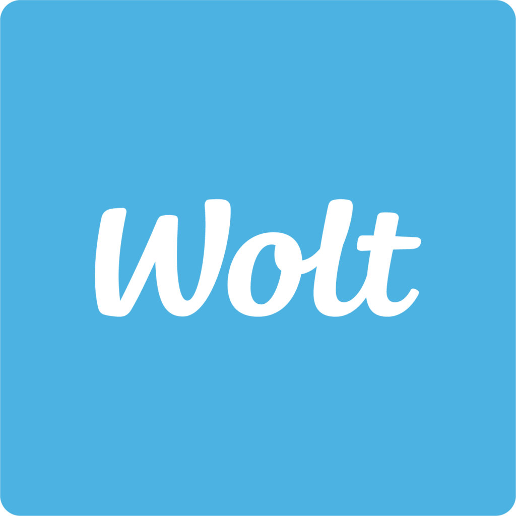 Wolt ウォルト logo ロゴ 画像