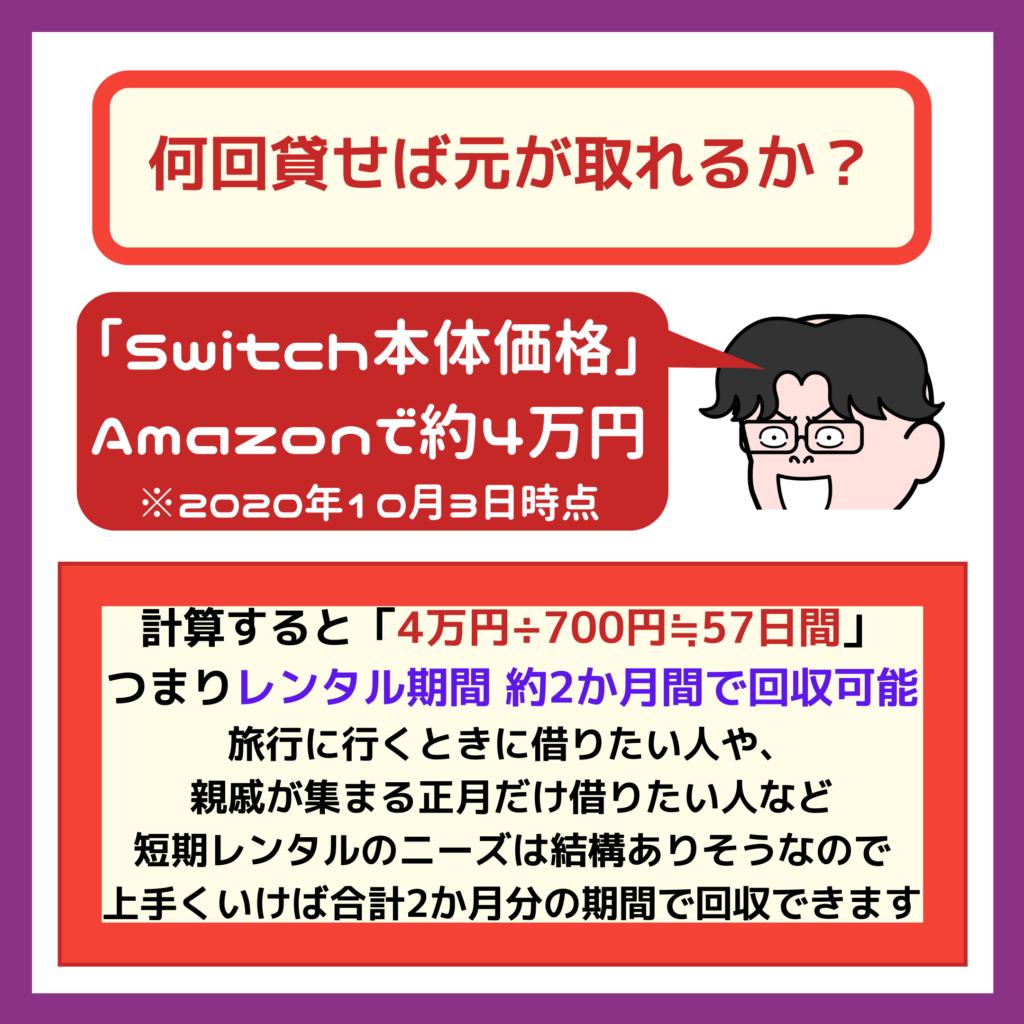 任天堂 Switch ニンテンドースイッチ タダ 無料 入手する方法 Quotta クオッタ インスタ Instagram インスタグラム 7
