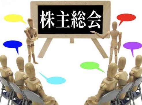 株主総会招集手続き【株主総会の決議と議事録の作成】
